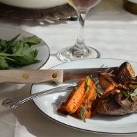 Dijon & Tarragon Lamb Chops