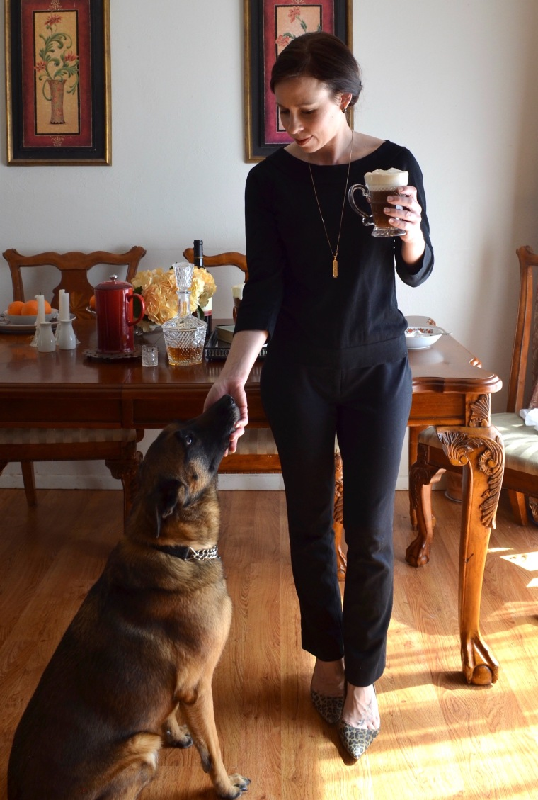 Dog-coffee