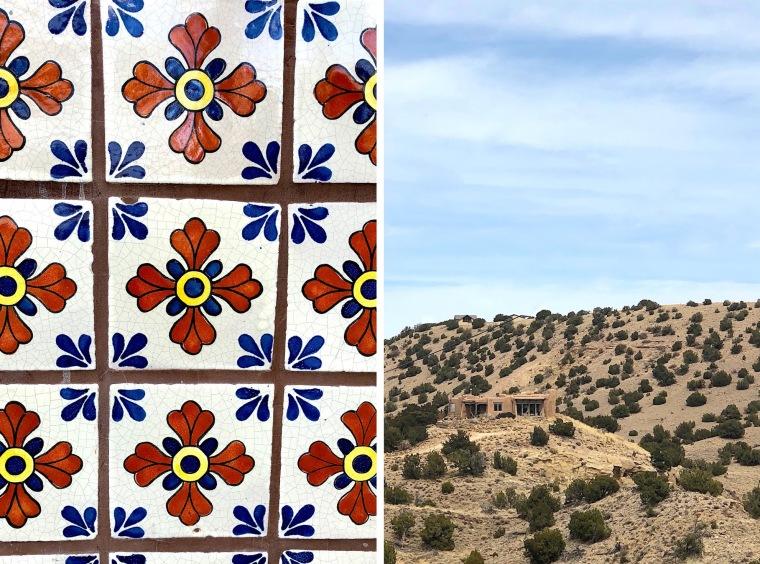 New Mexico tiles