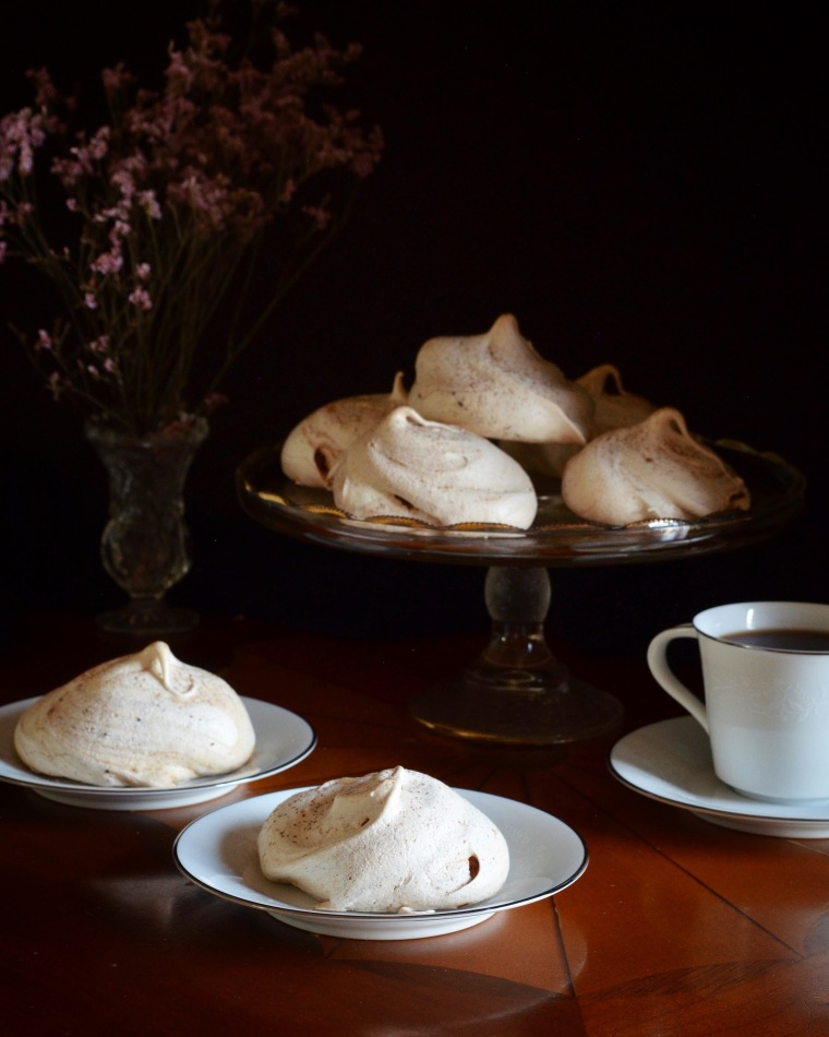 Cocoa Meringue recipe