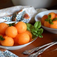 Melon au Lillet