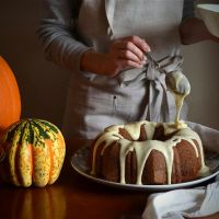 Cardamom Orange Cake