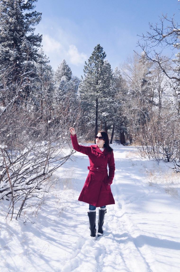 Rebecca Sherrow winter