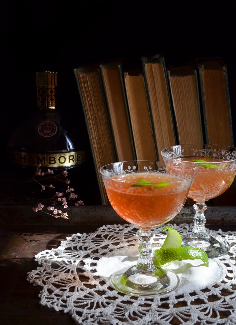 Chambord Cocktail Recipe