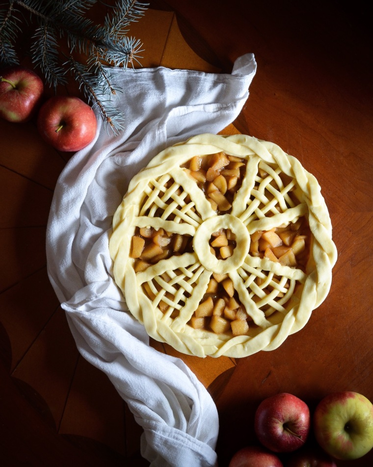 Windmill Apple Pie