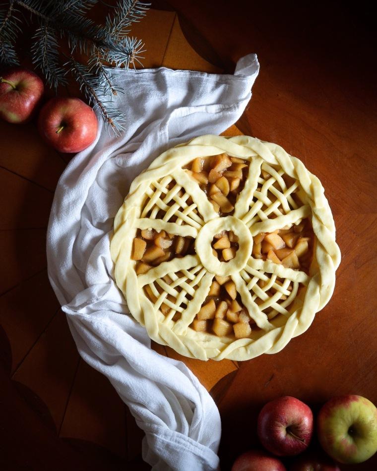 Windmill Apple Pie