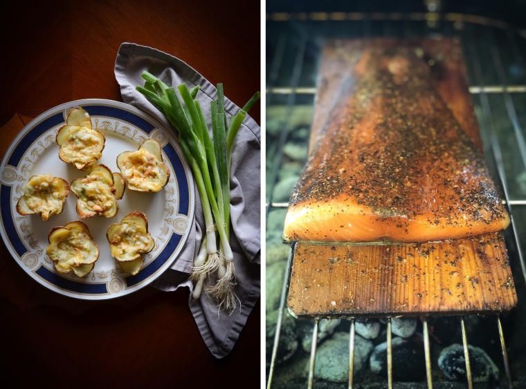 Cedar Planked Salmon Recipes