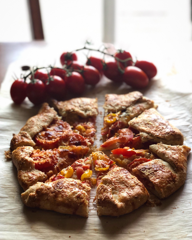Tomato Galette Recipe