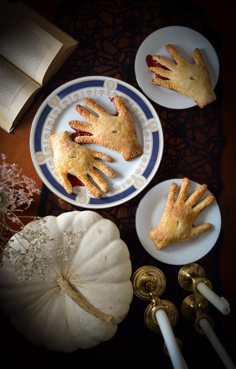 Halloween Hand Pie Recipe
