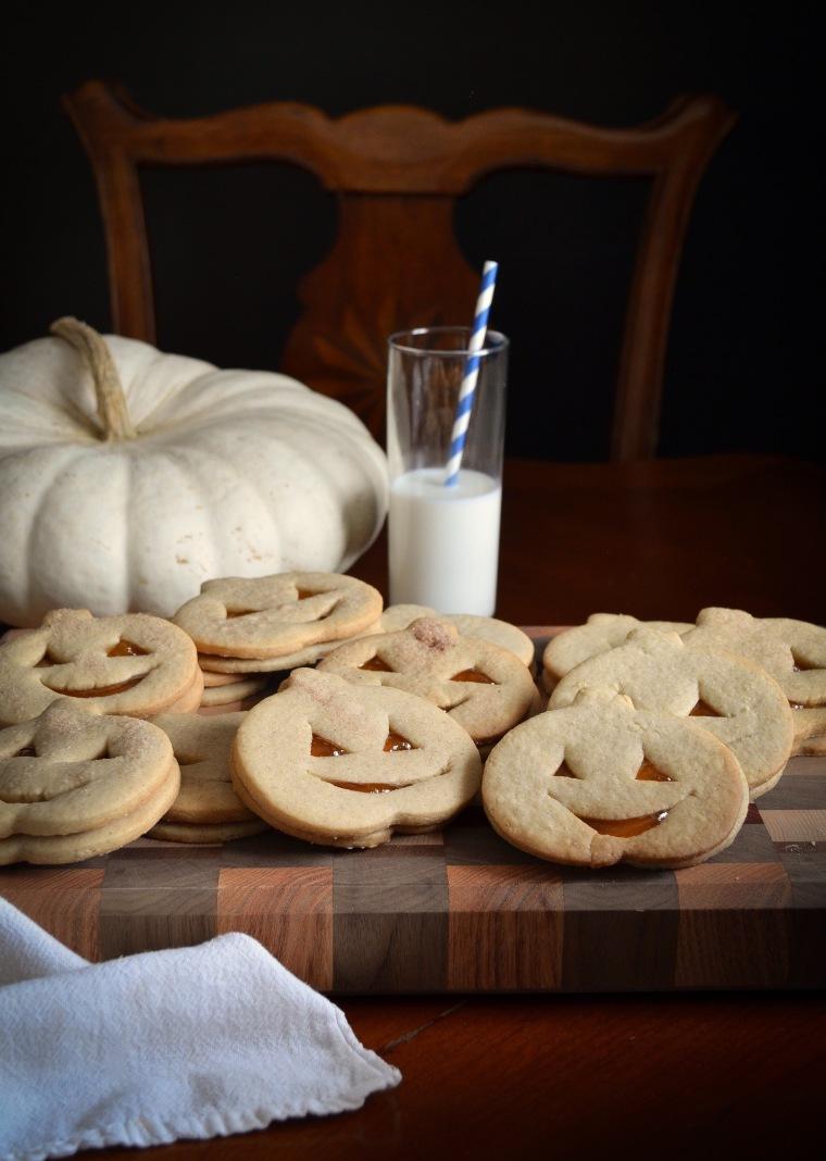 jack o lantern cookie recipe