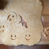 Cinnamon-Sugar Jack O'Lanterns