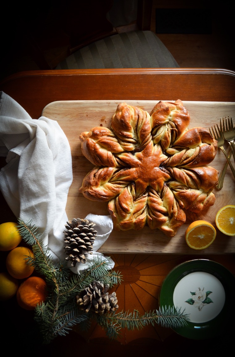 Christmas Star Bread Recipe