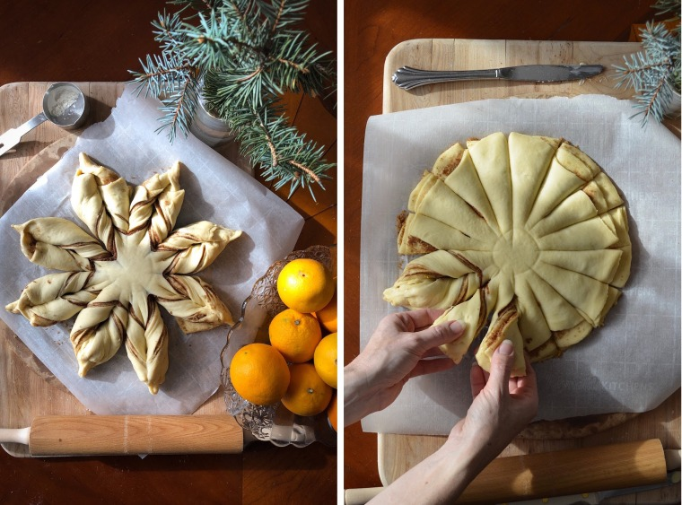 Star Bread How-To