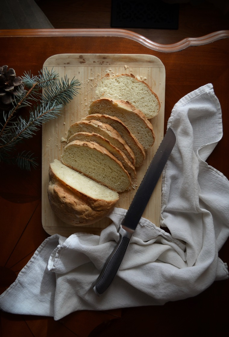 bread cut