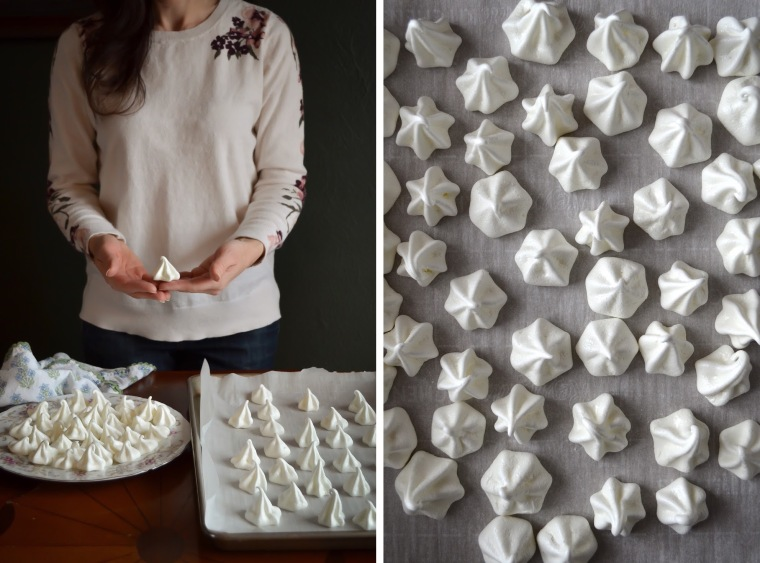 Coconut Meringue Kisses