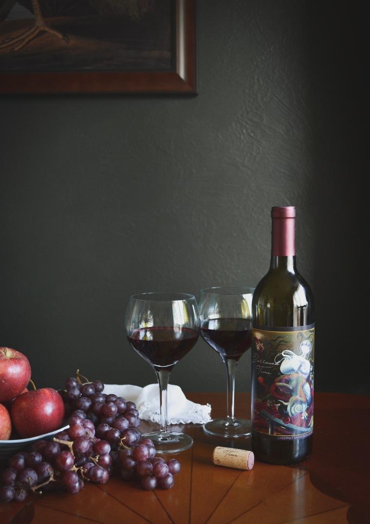 Borrowed Time wine
