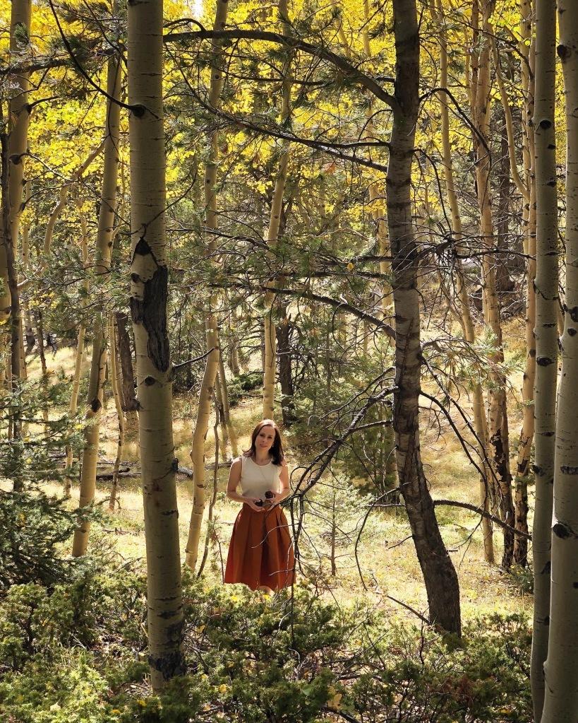 Rebecca Sherrow forest