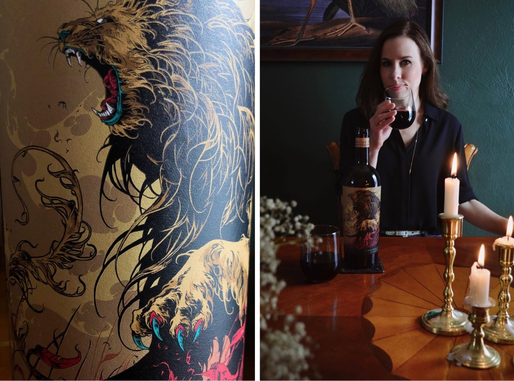 Juggernaut Cab Sauv wine review by Rebecca Sherrow