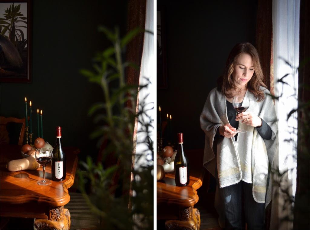 Elouan 2017 Pinot Noir review by Rebecca Sherrow