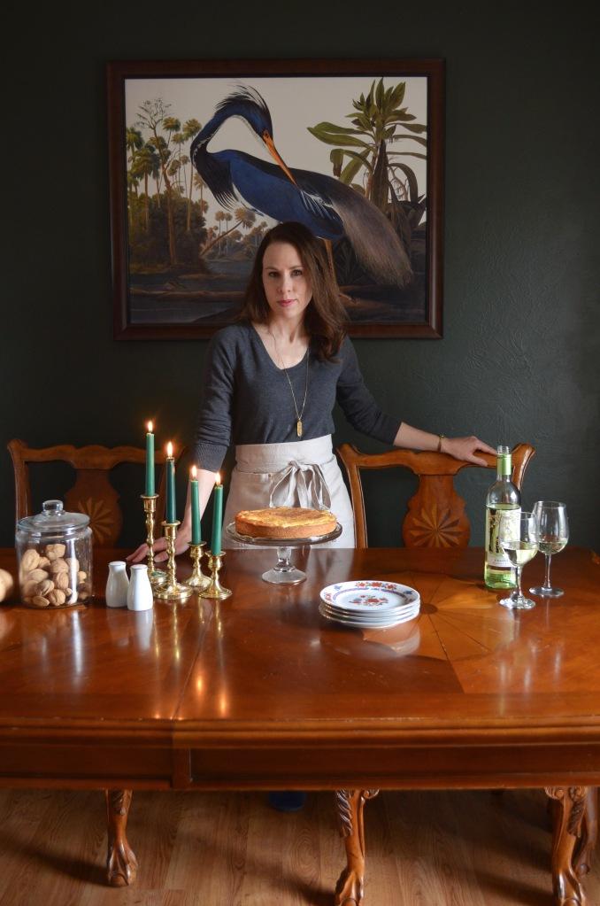 Gateau basque recipe by Rebecca Sherrow